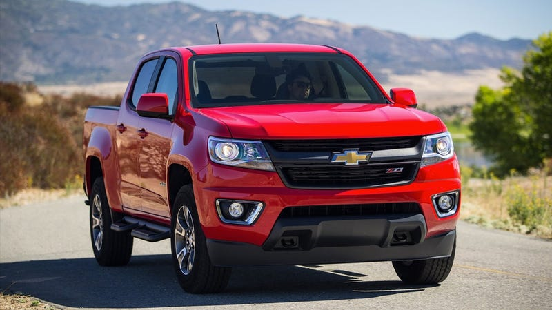Illustration for article titled Is The 2015 Chevy Colorado In Danger Of Becoming A Failed Experiment?