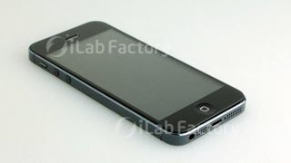 Illustration for article titled LG Has Started Production on Super Thin Screens Supposedly for the iPhone 5