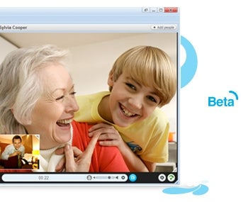 Illustration for article titled Skype 4.2 Beta Makes HD-Quality Video Calls