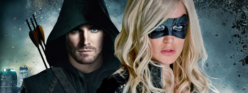 Illustration for article titled Arrow Season 3!