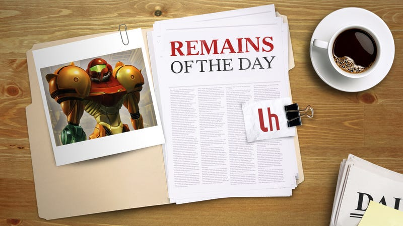 Illustration for article titled Remains of the Day: You Can Now Play GameCube Games in Virtual Reality