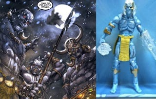 Illustration for article titled First look at the Frost Giants from Marvel's Thor