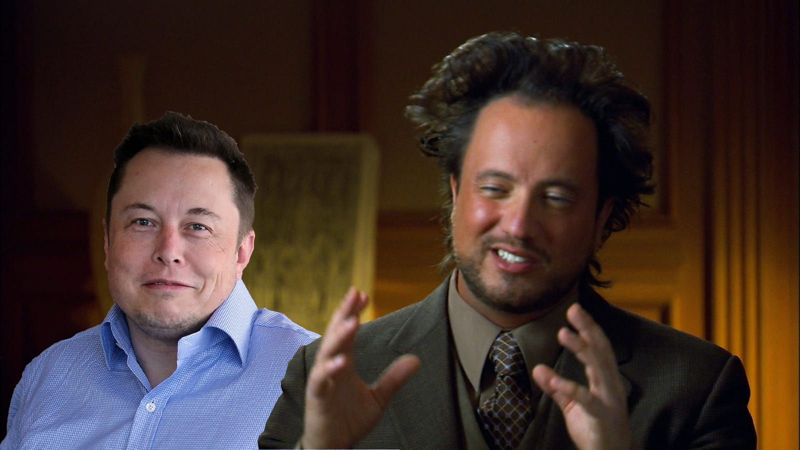 Evidence That Elon Musk Is an Alien