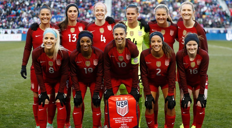 7abcbb56b92 USWNT Pries Key Concessions From U.S. Soccer