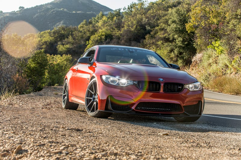 Illustration for article titled The BMW M4 Dinan: A Fast And Furious Tuner You Don't Need Ludacris To Work On