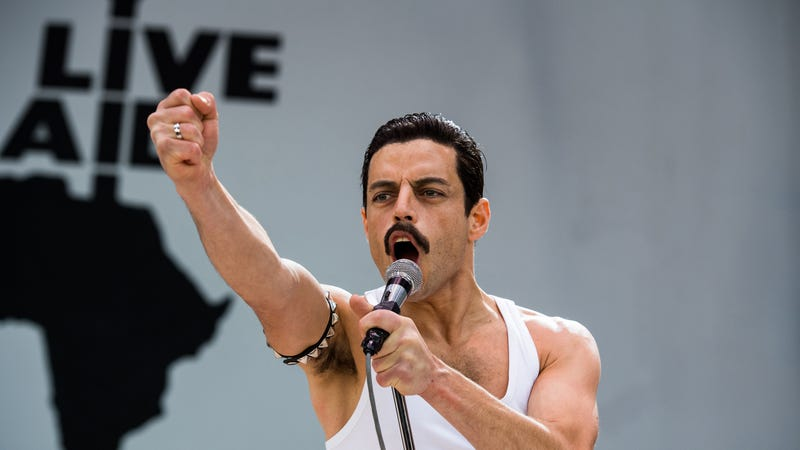 Illustration for article titled There's a full, edited version ofBohemian Rhapsody's Live Aid performance just waiting to be unleashed