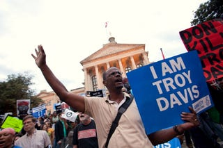 Illustration for article titled Noted Reverend on Troy Davis: 'Moral Disaster'
