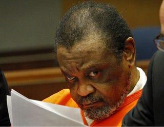 Convicted rapist and murderer John Floyd Thomas Jr.