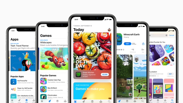 Apple Updates App Store Rules Regarding Game Streaming, Still Doesn t Really Allow Game Streaming