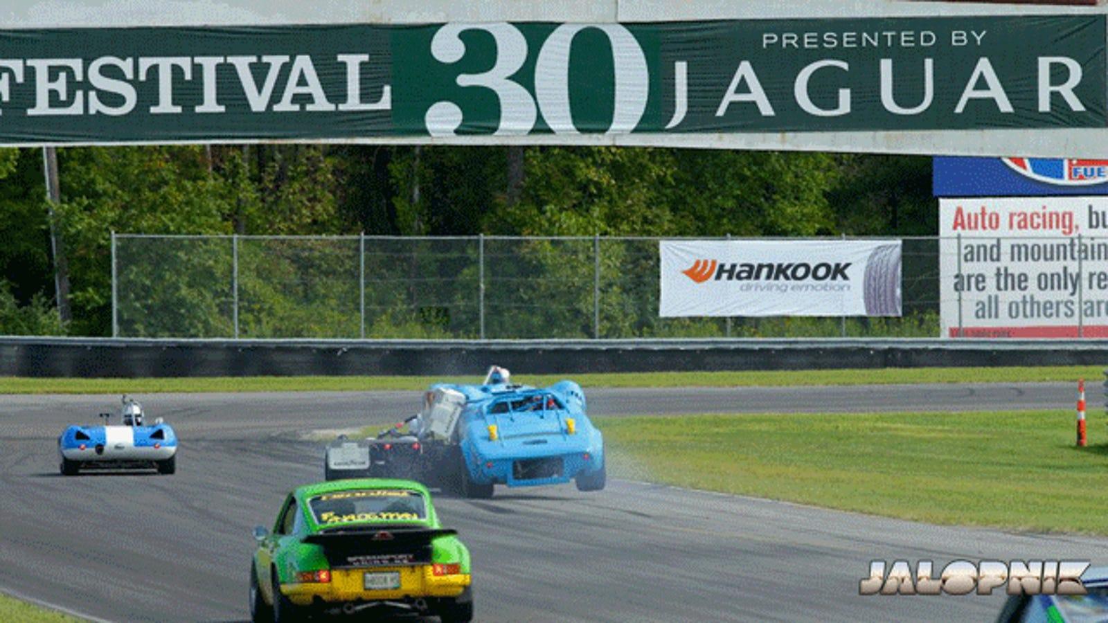 Car racing 240x320