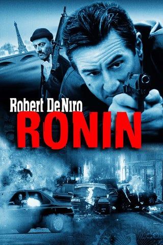 Illustration for article titled Jalopnik Monday Movie Night: Ronin