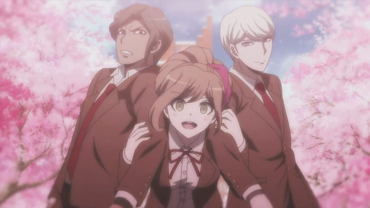 Danganronpa 3: The End of Hope's Peak Academy - Anime Series