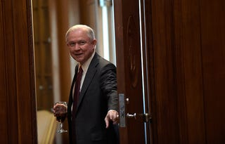 U.S. Attorney General Jeff Sessions (Susan Walsh-Pool/Getty Images)