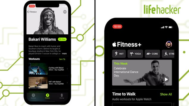How to Get Started With Apple Fitness+