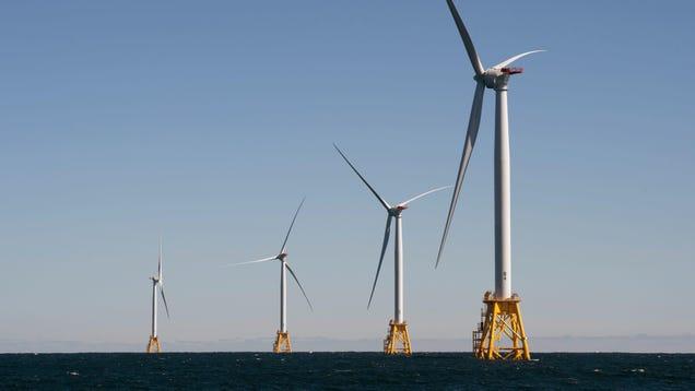 Biden Announces Plan to Jumpstart an Honest to God Offshore Wind Industry in the U.S.