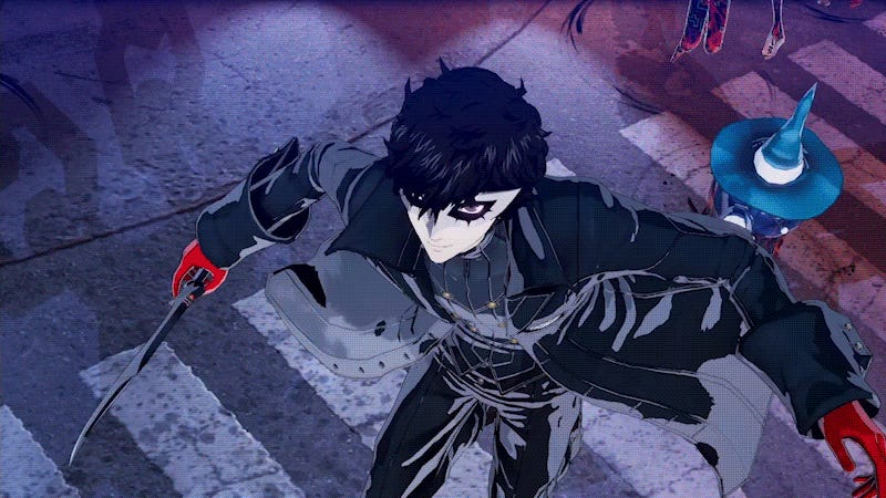 'Persona 5 S' Isn't A Switch Port, It's Persona 5 Scramble, A Musou Game