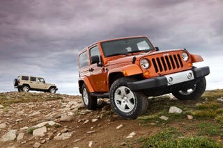 Illustration for article titled 2011 Jeep Wrangler Doesn't Fix What's Not Broken
