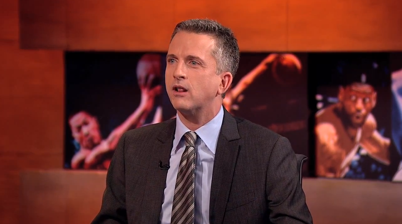 Illustration for article titled ESPN Suspends Bill Simmons From Twitter After First Take Criticism