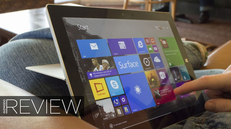 Illustration for article titled Microsoft Surface 3 Review: The Tablet I Want At The Price I Don't