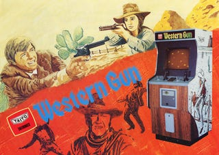 Illustration for article titled In Search Of The First Video Game Gun