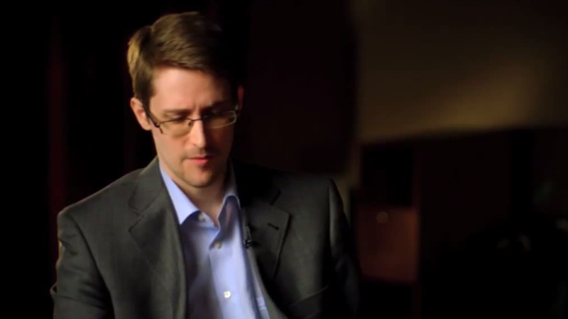 Illustration for article titled Edward Snowden Should Talk About Cyberwar More Often