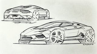 Sub-Huracan Design Sketch