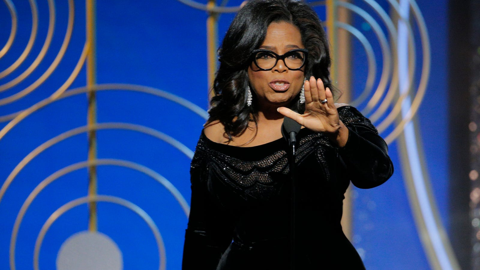 Oprah's Not America's Mammy, Please Don't Ask Her to Clean Up This White President's Mess