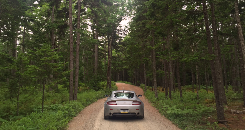 Illustration for article titled My Aston Martin Made It 1,600 Miles Into The Wilderness With Only One Little Issue