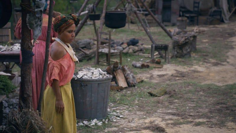 Amirah Vann as Ernestine on Underground (WGN)