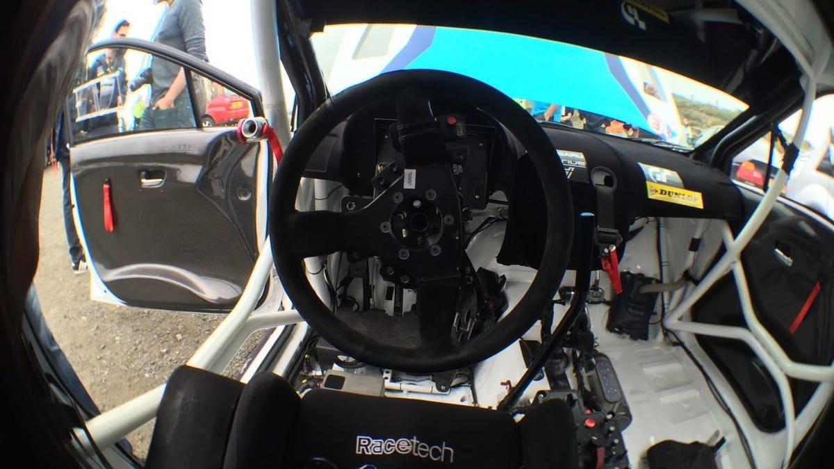 Subaru's 600 HP Isle Of Man STi: Inside One Of The Fastest