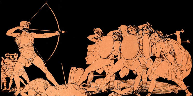 Illustration for article titled The Hunger Games Movie Makers To Go On An Odyssey—Er, The Odyssey