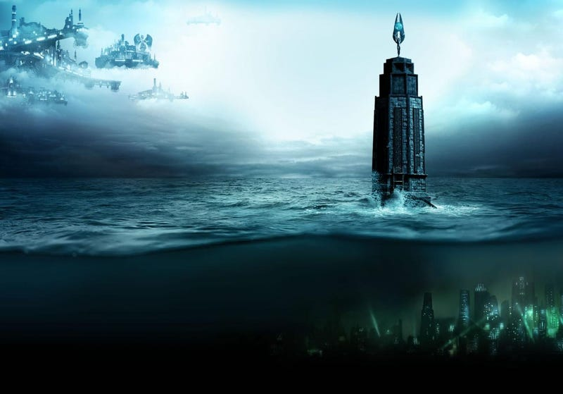 Illustration for article titled BioShock CollectionLeaks (Yet Again) [UPDATE: Official]