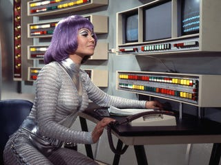 Illustration for article titled Gerry Anderson's UFO Gets A Director, But Will There Be A Fashion Consultant?