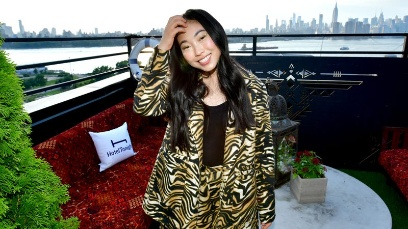 Illustration for article titled Awkwafina to star in adaptation of The Last Adventure Of Constance Verity