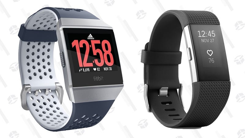 Fitbit Charge 2 HR | $120 | AmazonFitbit Ionic | $250 | Amazon