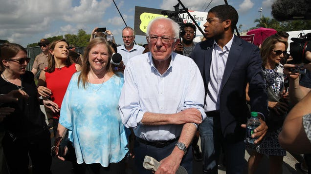Sanders, AOC, and Others