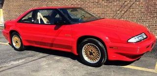 Illustration for article titled For $14,000, Here's Some 1990 Pontiac Grand Prix ASC McLaren McLovin
