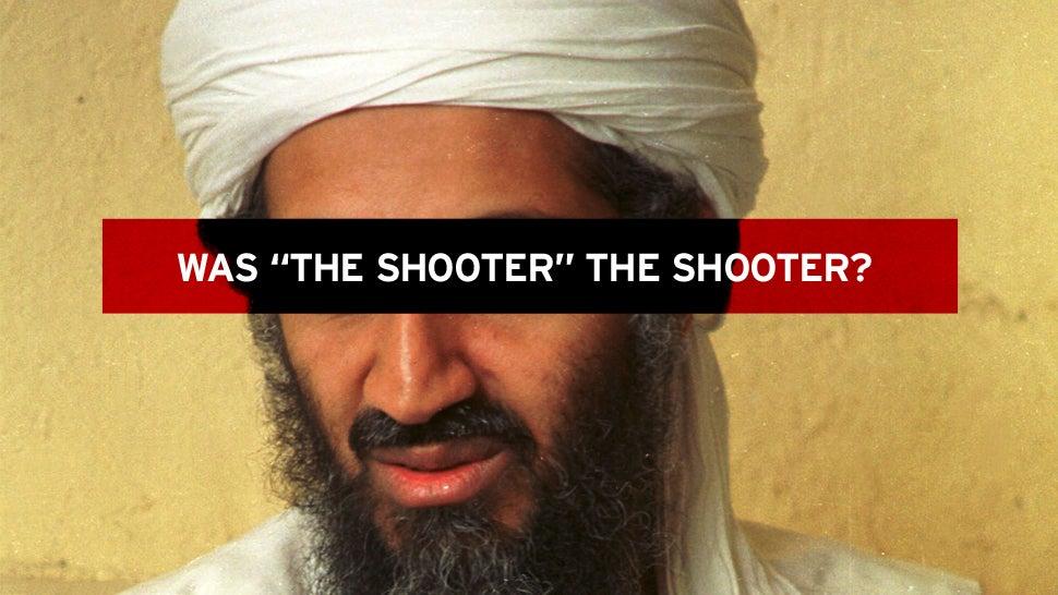 Osama Bin Laden Has Risen&nbspTerm Paper