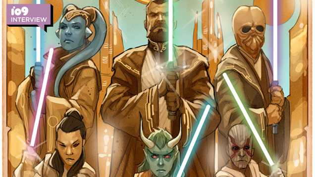 The High Republic s Writers on Bringing New Voices and Fresh Perspectives to the Star Wars Galaxy