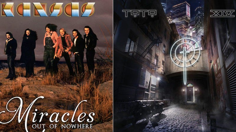 Sony/Legacy / Frontiers Records