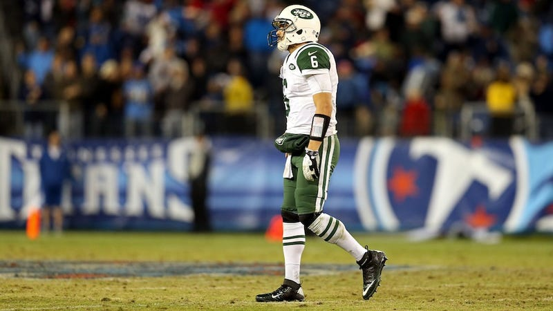 Illustration for article titled Bristolmetrics: SportsCenter Poops All Over Mark Sanchez