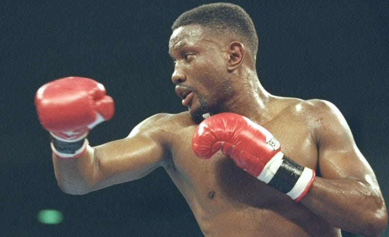 """Illustration for article titled Hall-Of-Fame Boxer Pernell """"Sweet Pea"""" Whitaker Dead At 55 After Being Hit By A Car"""