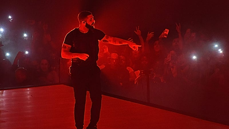Illustration for article titled Goddamn, people really love Drake