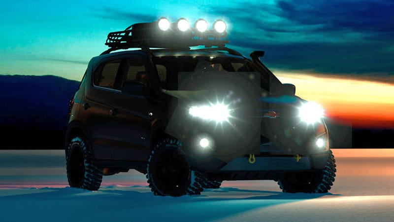 The 2016 Chevy Niva Will Crush Your Puny Western Compact Suvs