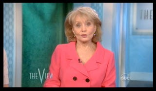 Illustration for article titled Barbara Walters Announces She Is Having Heart Surgery
