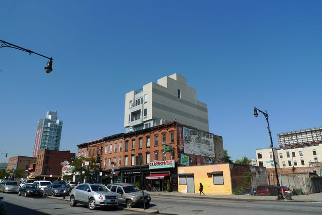 Study: Building Luxury Housing for Gentrifiers Helps The Poor