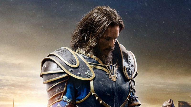 Illustration for article titled New Warcraft posters show the characters who will be crafting war