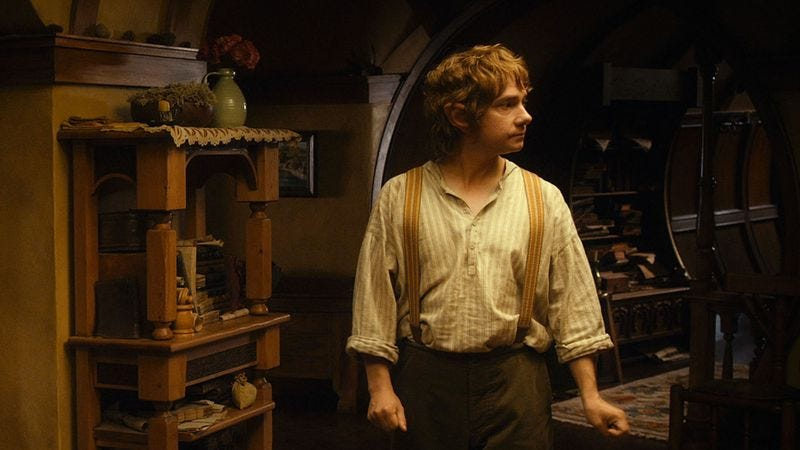 Illustration for article titled 'The Hobbit' To Feature 53-Minute-Long Scene Of Bilbo Baggins Trying To Figure Out What To Pack