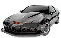 Illustration for article titled Knight Rider KITT R/C Car