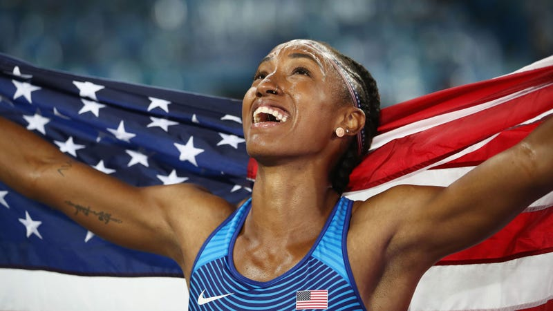 Olympic hurdles champion Rollins handed one-year ban